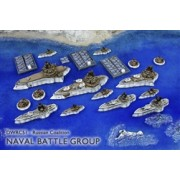 Russian Coalition Naval Battle Group