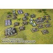 Republique of France Armoured Battle Group