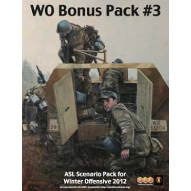 ASL - Winter Offensive Pack 3 (2012)
