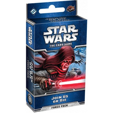 Star Wars : The Card Game - Join Us or Die Force Pack