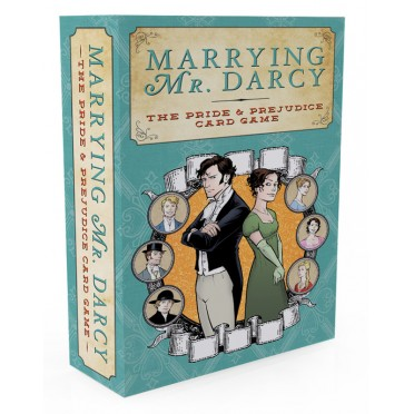 Marrying Mr Darcy: The Pride and Prejudice Card Game