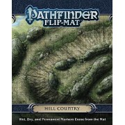 Pathfinder - Flip Mat : Hill Country