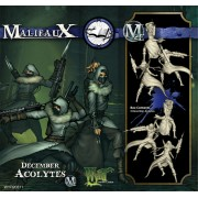 Malifaux 2nd Edition - December Acolyte