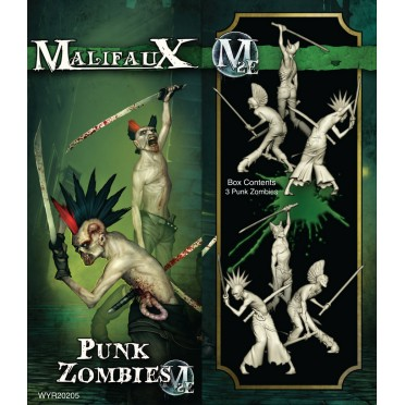 Malifaux 2nd Edition - Punk Zombie