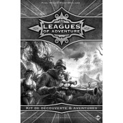 Leagues of Adventure - Ecran et Kit de Découverte
