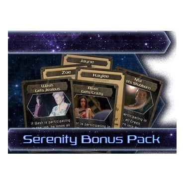 Firefly : Out to the Black - Serenity Bonus Pack