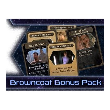 Firefly : Out to the Black - Browncoat Bonus Pack