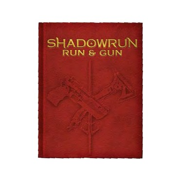 Shadowrun : 5th Edition - Run And Gun Limited Edition