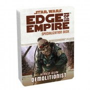 Star Wars : Edge of the Empire - Demolitionist Specialization Deck