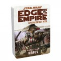 Star Wars : Edge of the Empire - Heavy Specialization Deck 0