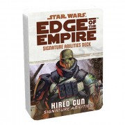 Star Wars : Edge of the Empire - Hired Gun Specialization Deck