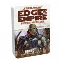 Star Wars : Edge of the Empire - Hired Gun Specialization Deck 0