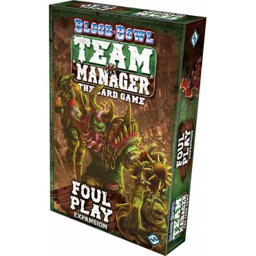 Blood Bowl Team Manager - Foul Play