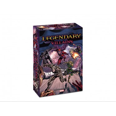 Legendary : Marvel Deck Building - Villains