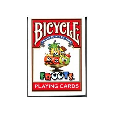 Froots - Bicycle - 54 Cartes à jouer