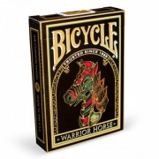 Warrior Horse - Bicycle - Jeux de 54 Cartes