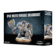 W40K : Adeptus Astartes Space Wolves - Venerable Dreadnought