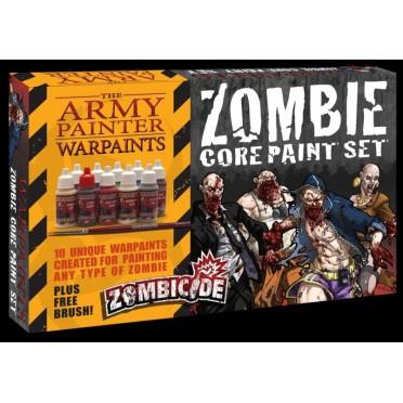 Zombicide Core Paint Set