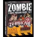 Zombicide Toxic Paint Set 0