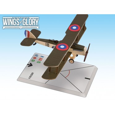 Wings of Glory WW1 - Airco DH.4 (50Th Squadron AEF)