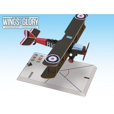 Wings of Glory WW1 - Airco DH.4 (Bartlett/Naylor)