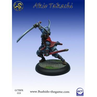 Bushido - Akio Takashi