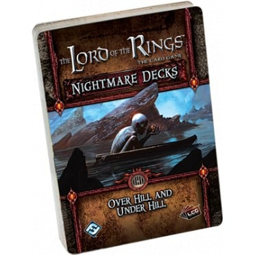 The Lord of the Rings LCG - Over Hill and Under Hill Nightmare Deck