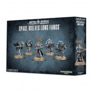 W40K : Adeptus Astartes Space Wolves - Long Fangs