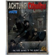 Achtung! Cthulhu - The Fate Guide to the Secret War