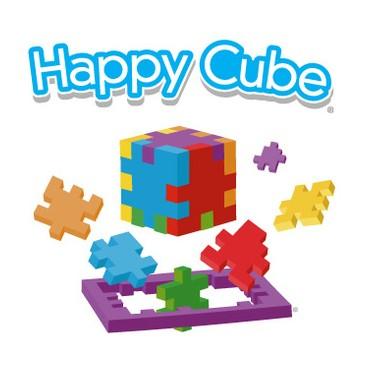 Happy Cube - Niveau 2 - Vert