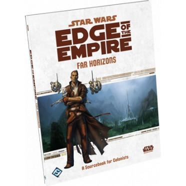 Star Wars : Edge of the Empire - Far Horizons