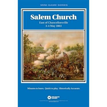 Mini Games Series - Salem Church