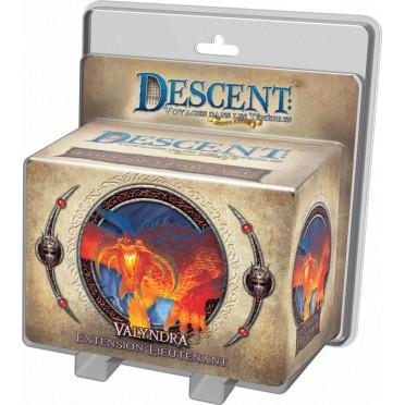 Descent Seconde Édition - Valyndra Extension Lieutenant