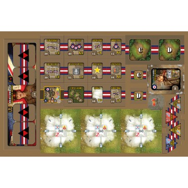 Heroes of Normandie - Commonwealth Army Box - Version Anglaise