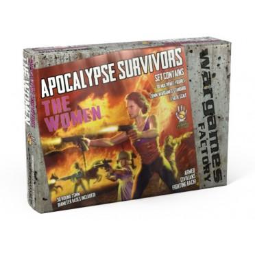 Apocalypse Survivor: The Women