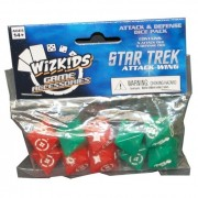 Star Trek Attack Wings - Attack and Defense Dice Pack