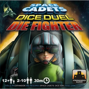 Space Cadets Dice Duels: Die Fighter Expansion