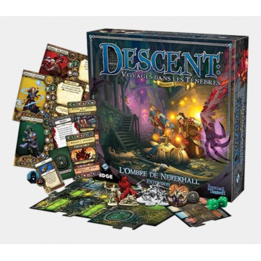 Descent Seconde Édition : L'Ombre de Nerekhall