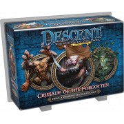 Descent: Crusade of the Forgotten Hero and Monster Collection