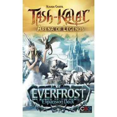 Tash-Kalar: Arena of Legends – Everfrost Expansion