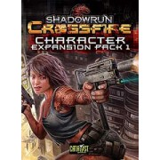 Shadowrun Crossifire Character Exp Pack 1