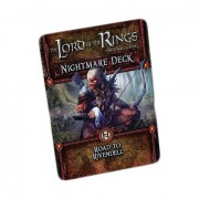 The Lord of the Rings LCG - Road to Rivendell Nightmare Deck