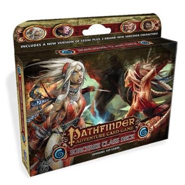 Pathfinder ACG - Sorcerer Class Deck