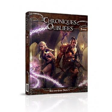 Casus Belli Hors série n°1 Deluxe : Chroniques Oubliées