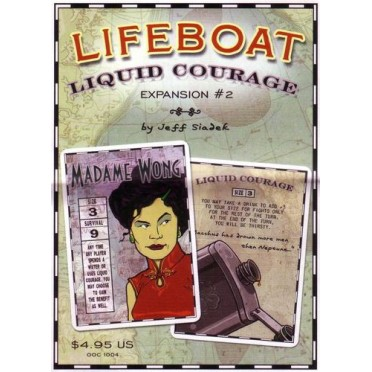 Lifeboat expansion 2 - Liquid Courage
