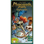 Mascarade - Expansion (Anglais)