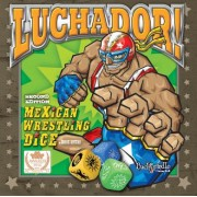 Luchador ! Mexican Wrestling Dice 2nd Edition