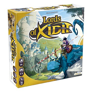 Lords of Xidit (Anglais)