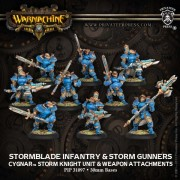 Stormblade Infantry & Storm Gunners pas cher