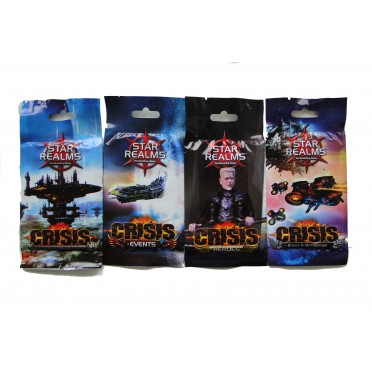 Star Realms (Anglais) - Crisis Pack